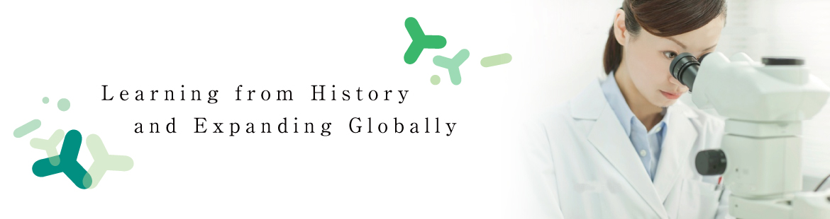 Learning from History and Expanding Globally